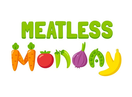 MEATLESS MONDAY?