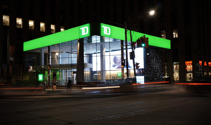 TD Bank - City Hall / Toronto, ON