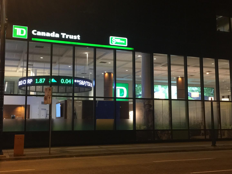 TD Bank / Vancouver, BC