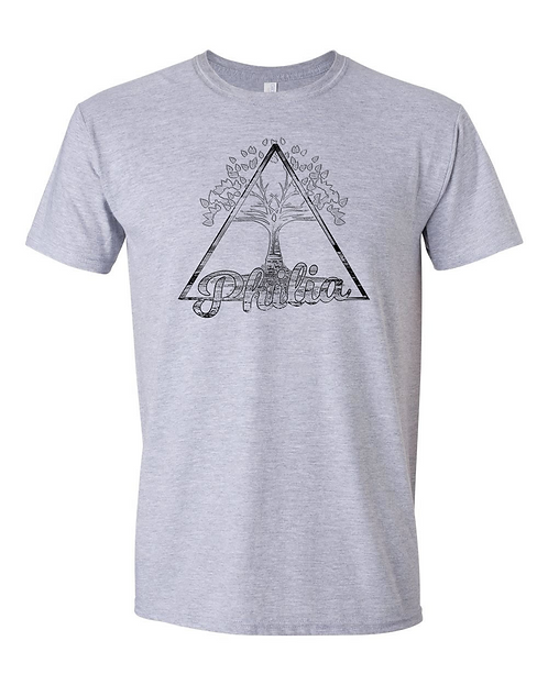 Light Gray Philia T-Shirt