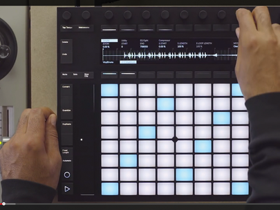 Episode #93: Using Push - Ableton Certified Trainer Series