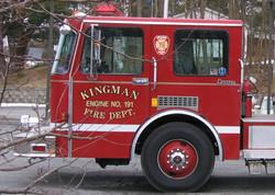 Kingman Fire Truck