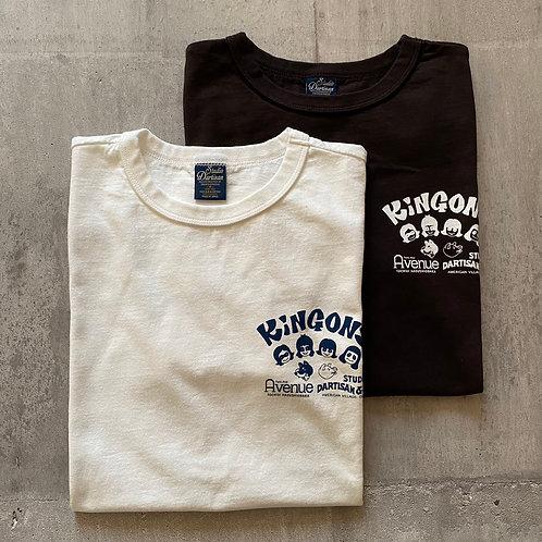 STUDIO D'ARTISAN×Pants Shop Avenue×KiNGONS トリプルコラボTシャツ