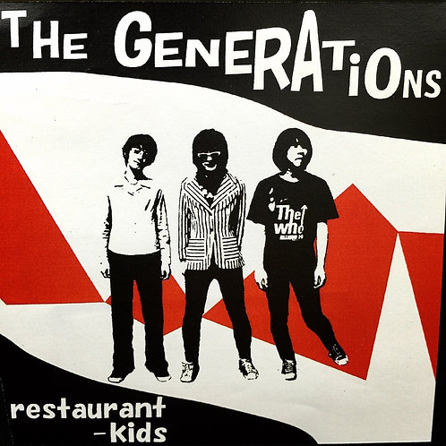THE GENERATiONS CD