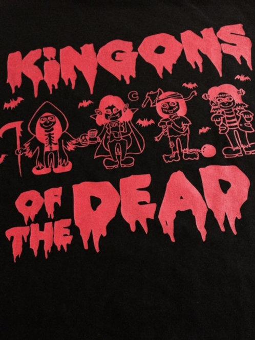 KiNGONS ホラーTシャツ