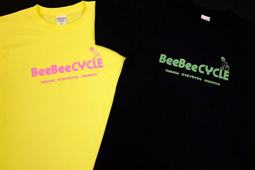 BeeBeeCYCLE Tシャツ