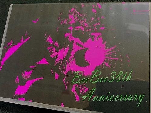 BeeBee 38th anniversary DVD