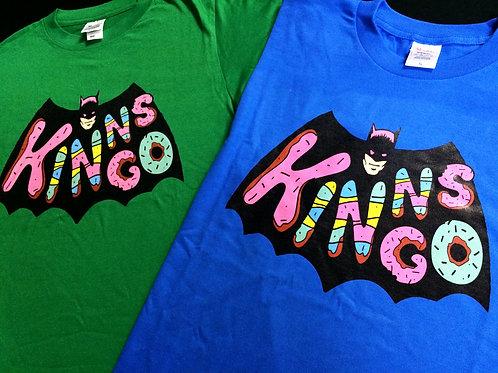 バットマンKiNGONS  Tシャツ