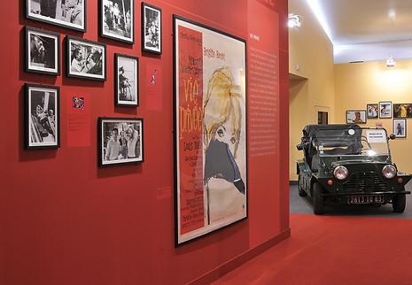 Exposition B. Bardot