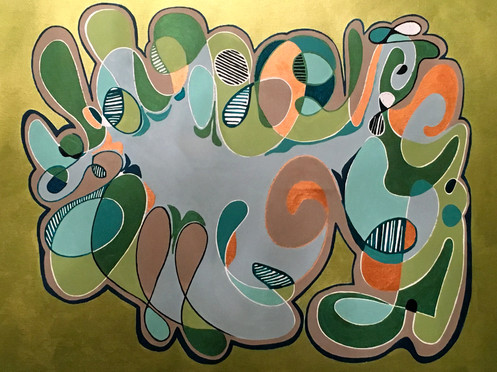 Fifties Pattern series IV