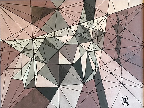 Voronoï Mauve