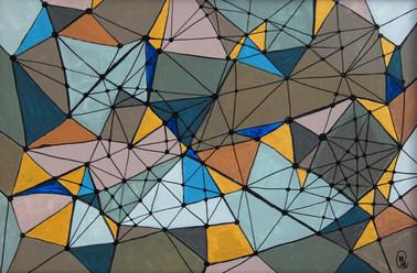 Voronoi pastel