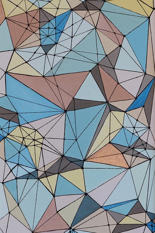 Pastel Voronoï