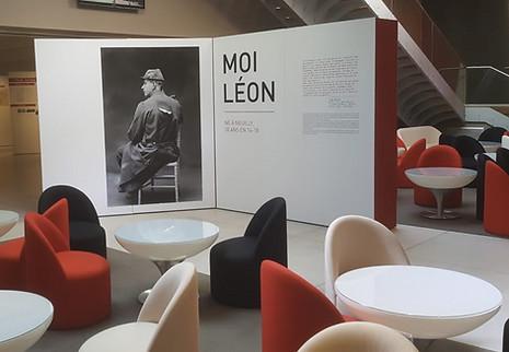 Exposition Moi Léon 20 ans en 14-18
