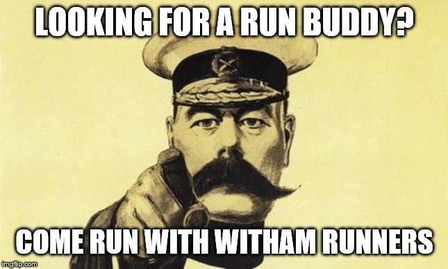 Witham Runners, membership Open!