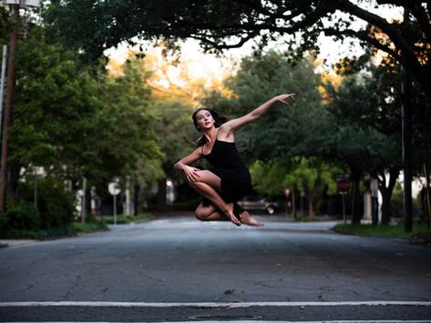 Madeline Kelso, Professional Dancer