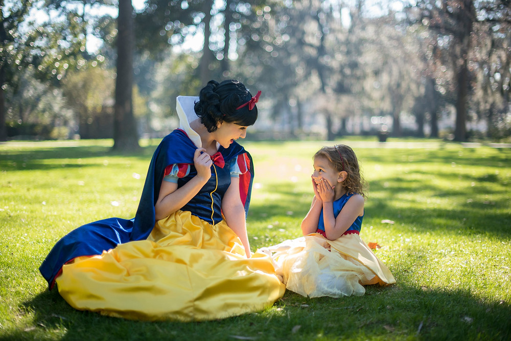 Snow White and Lucca