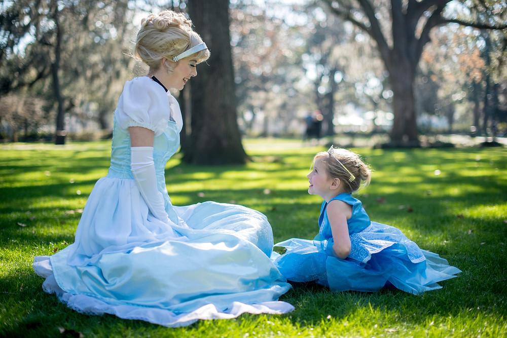 Cinderella and Maryn