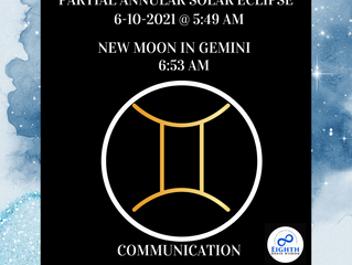 How To Have Great Beginnings With The New Moon Eclipse In Gemini🌑♊️