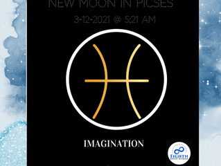 The Mystic Magic of The New Moon🌑​ In Pisces♓️​