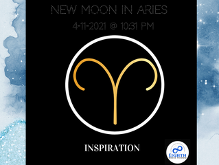 The Warrior⚔​ Goddess & The Aries New Moon🌑​♈️​