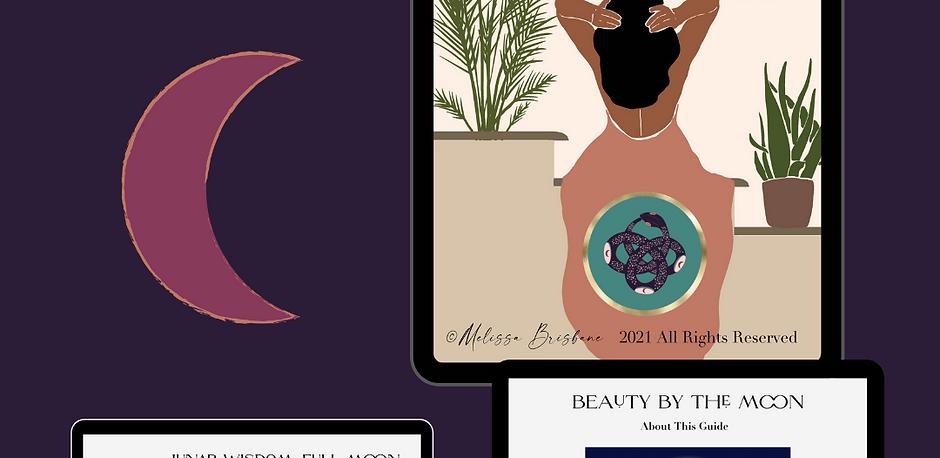 The Lunar Wisdom Formula For Beauty & Self Care