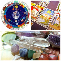 Charts, Cards & Crystals