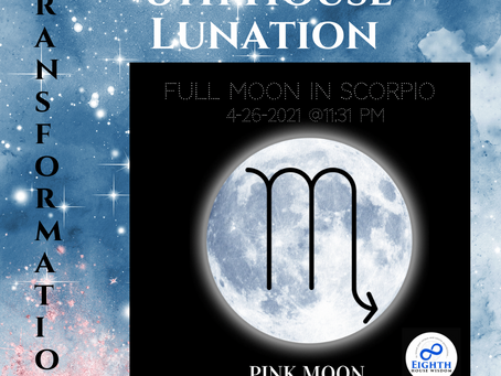 The Pink Scorpio♏️ Super Full Moon's🌕 Transforming Act