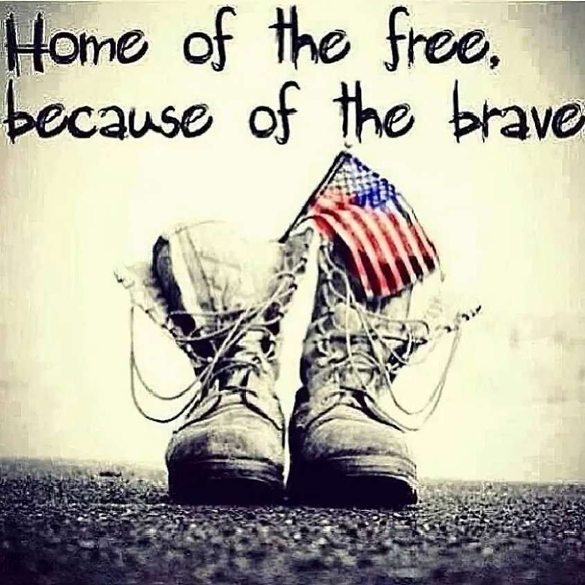Memorial Day - Open 8:00 am to 8:00 pm