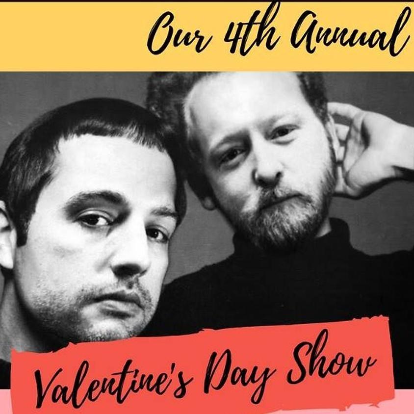 Simon & Garfunkel Valentine's Show 8:00 pm (Good Seats at 7:00!)