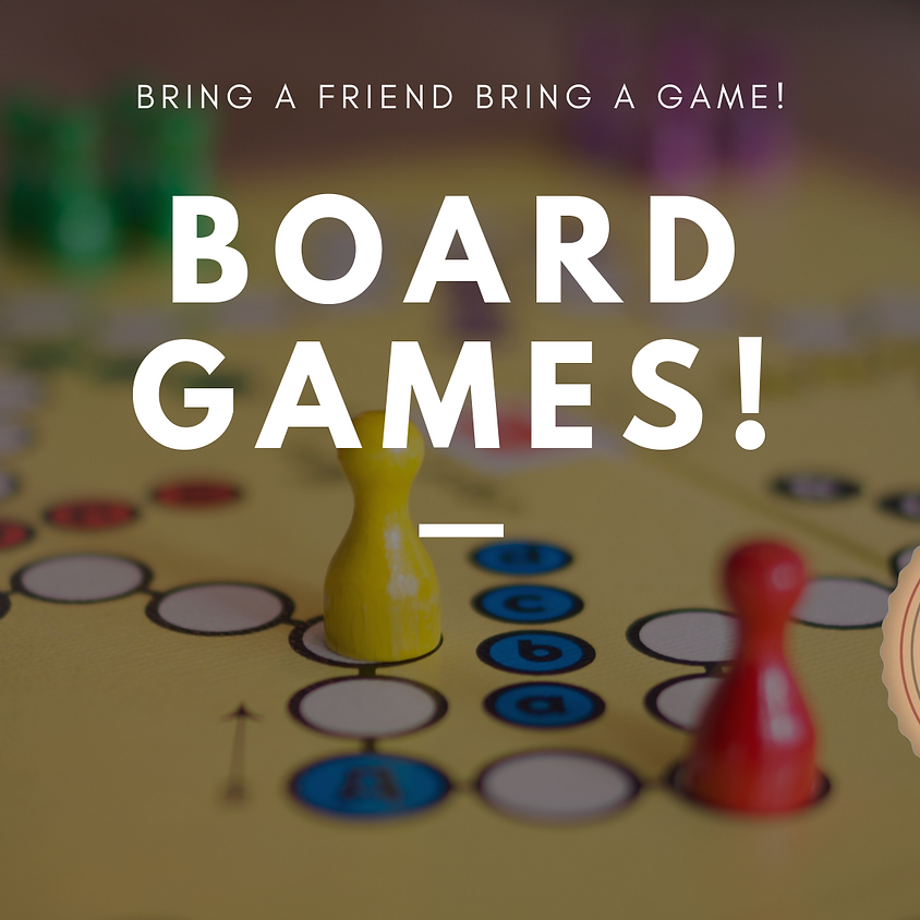 Board Game Night at Opening Bell Coffee!