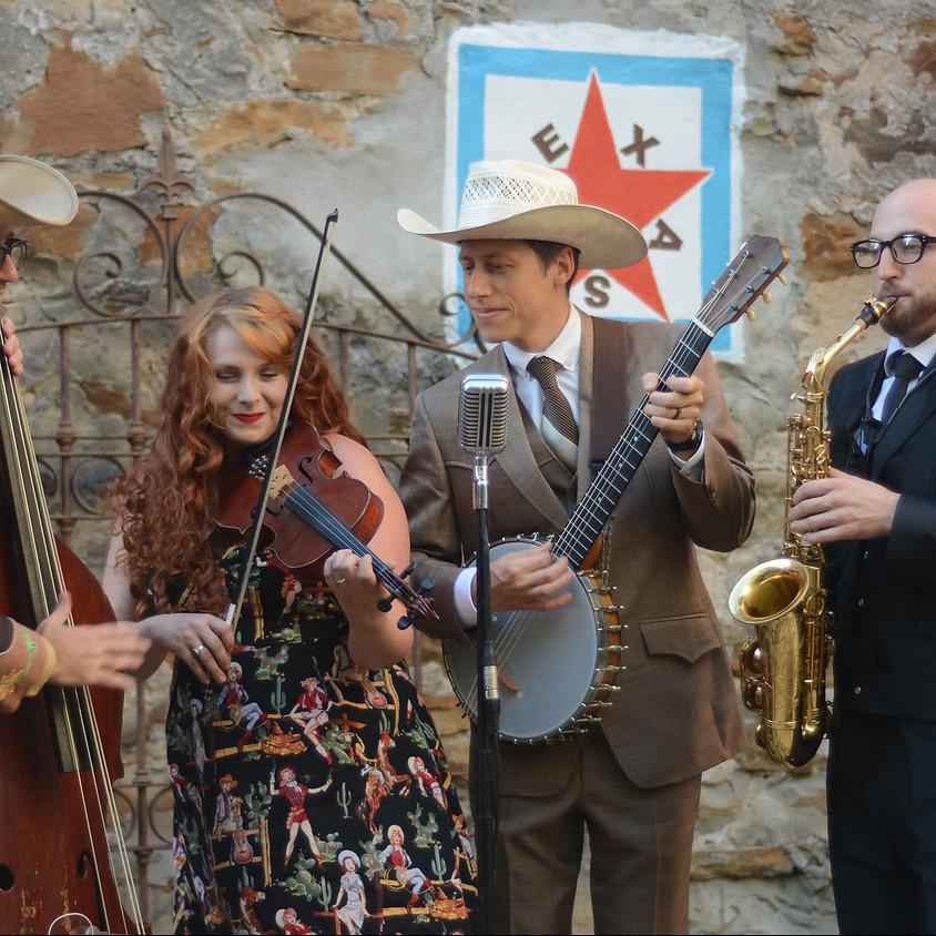 Rollfast Ramblers Western Swing! 9:30 pm