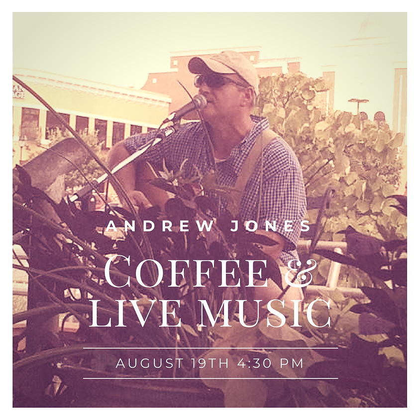 Andrew Jones (Aledo, TX) 4:30 pm