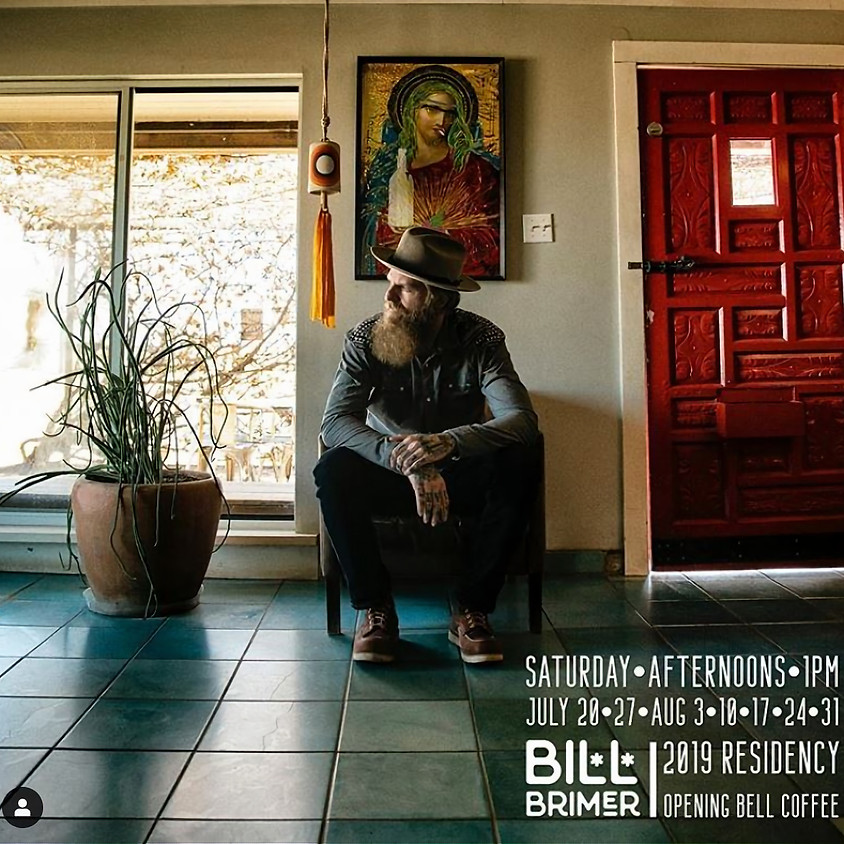 Bill Brimer  (Dallas) 1:00 pm Residency