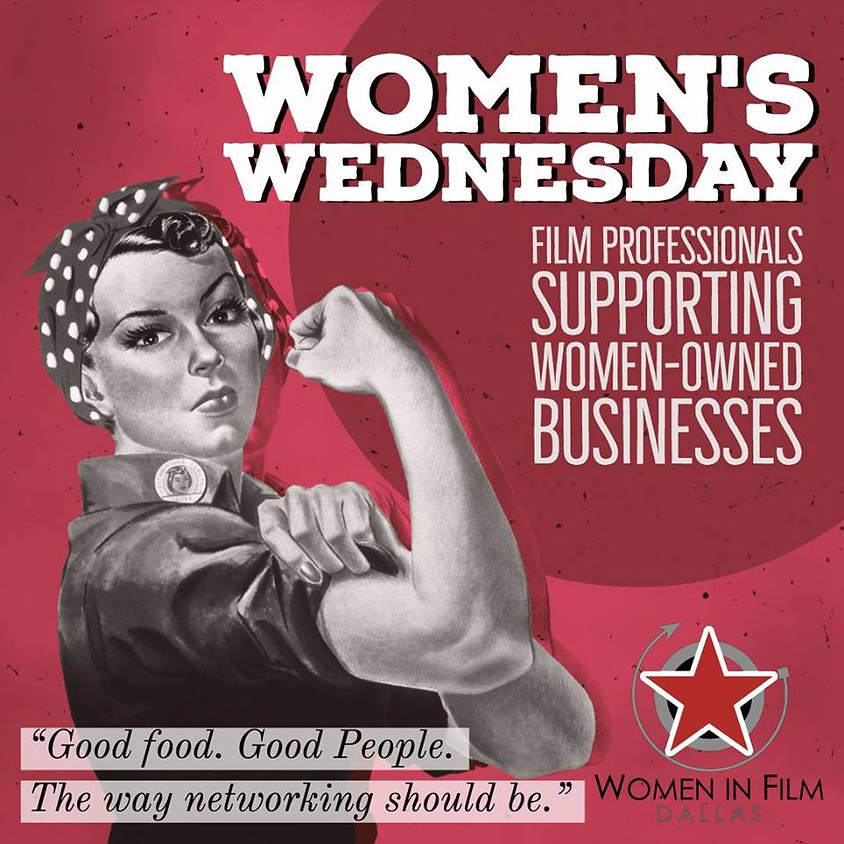 Women's Wednesday! 7 pm