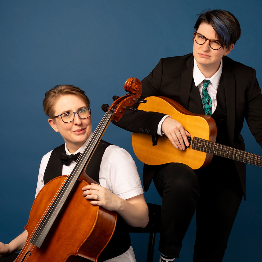 The Doubleclicks! (Portland, OR) 8:00 PM