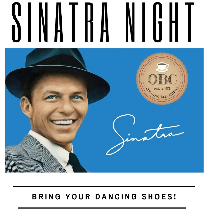 Sinatra Night with the Bach Norwood Band 8:00 pm