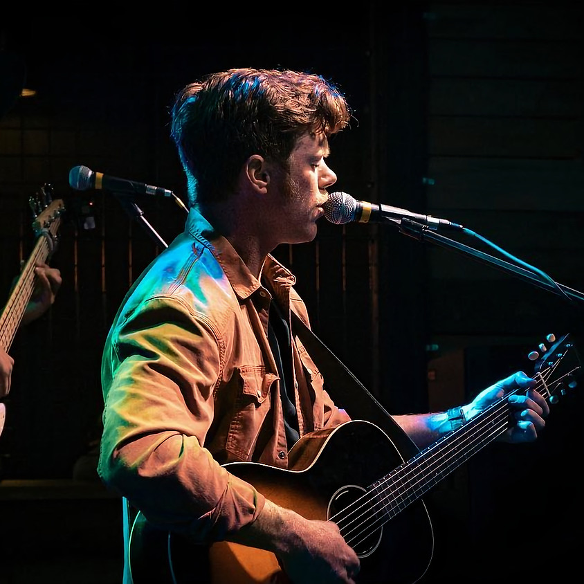 Chris Jones and the Flycatchers (solo) 9:00 pm