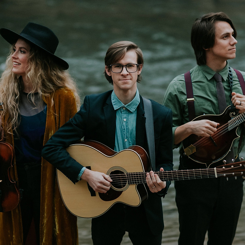 The Arcadian Wild (Nashville) w/special guest Jac Thompson 7:00 pm DOORS AT 6:00 PM