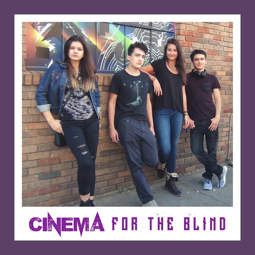 Cinema for the Blind (Dallas, TX) 8:00 pm