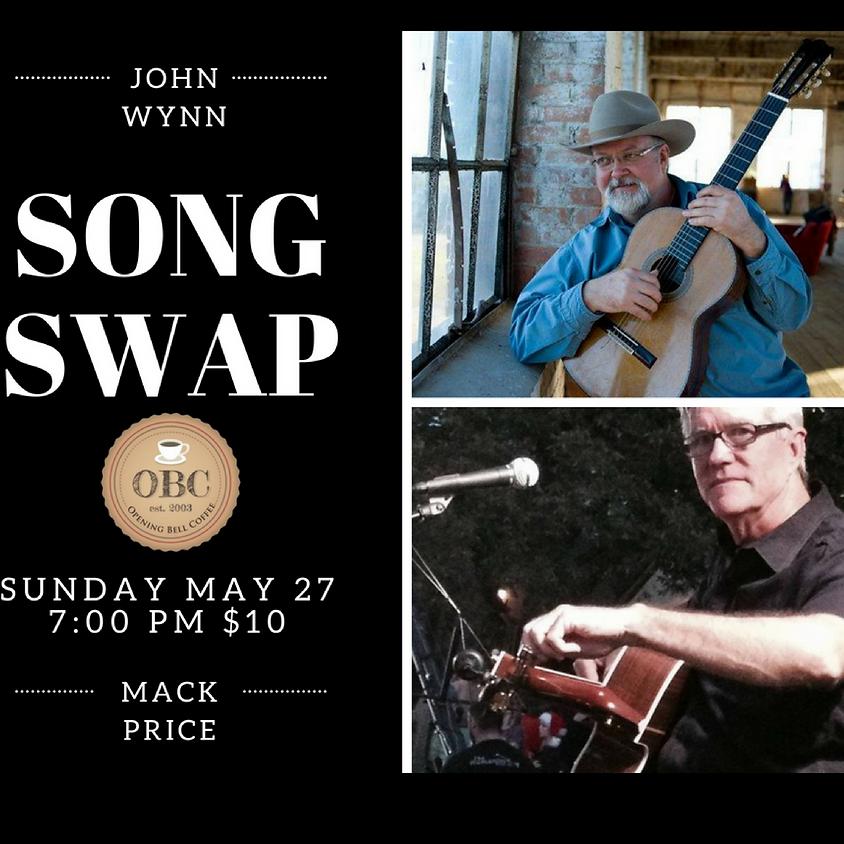 John Wynn & Mack Price Sr. (Dallas) 7:00 pm
