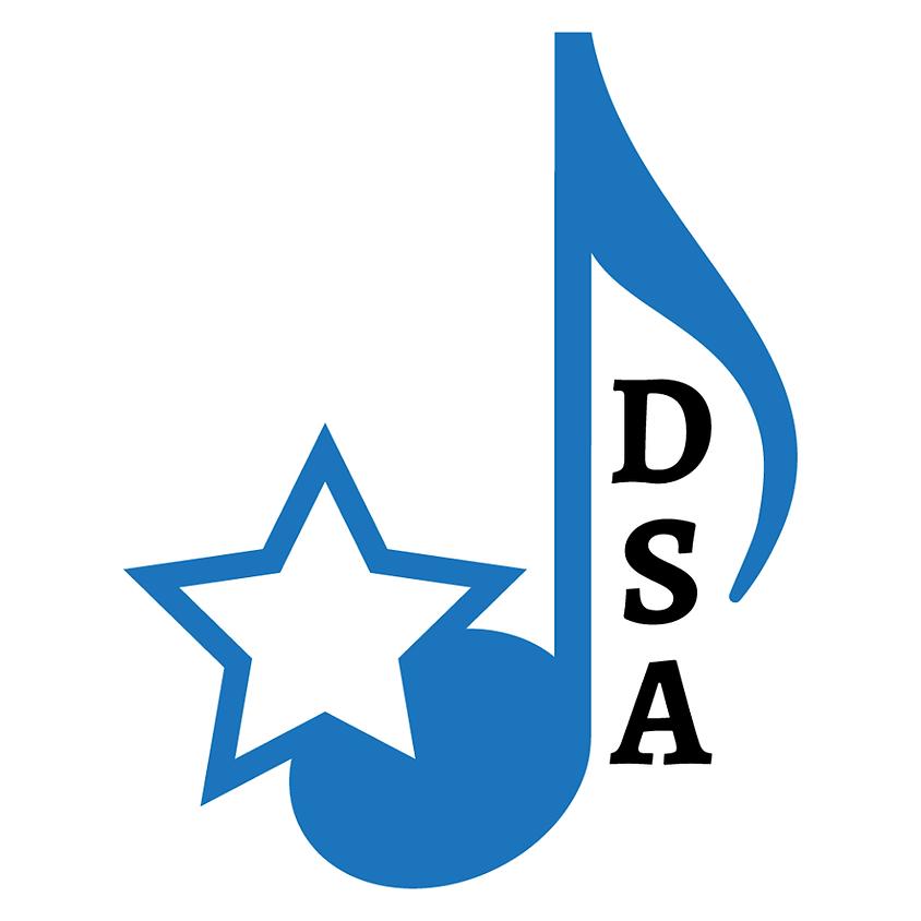 DSA Songwriter Spotlight 7-10 pm