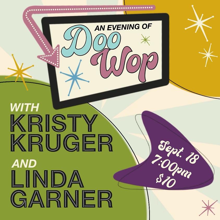An evening of 1950s-60s Doo Wop with Kristy Krüger & Linda Garner