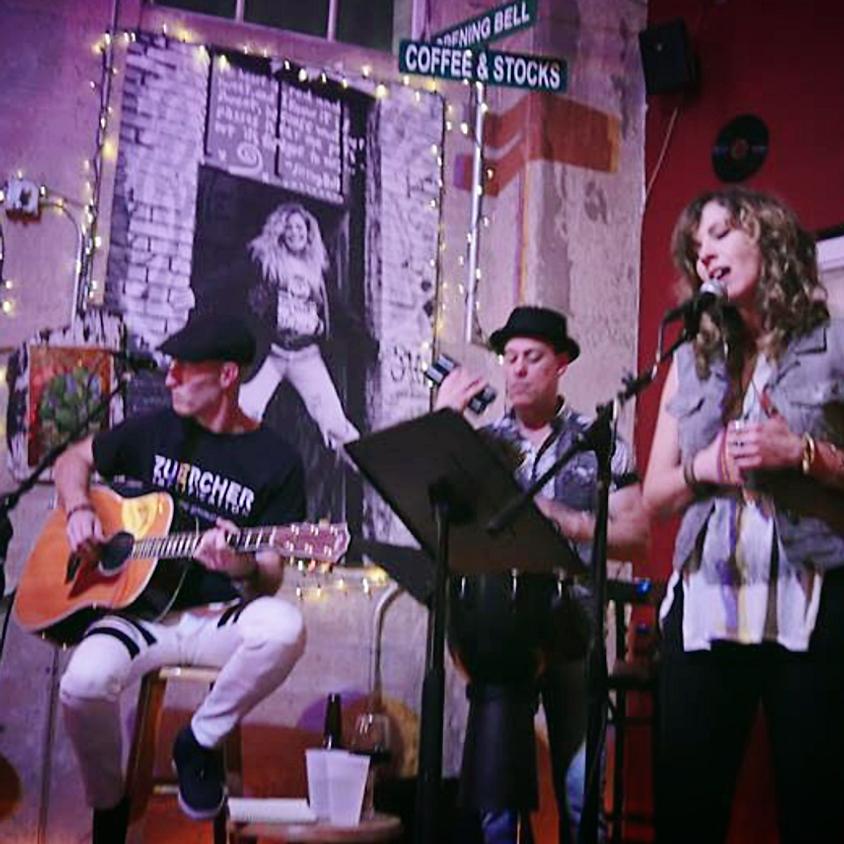 Jada & the Riffs (Dallas, TX) 9:00 pm