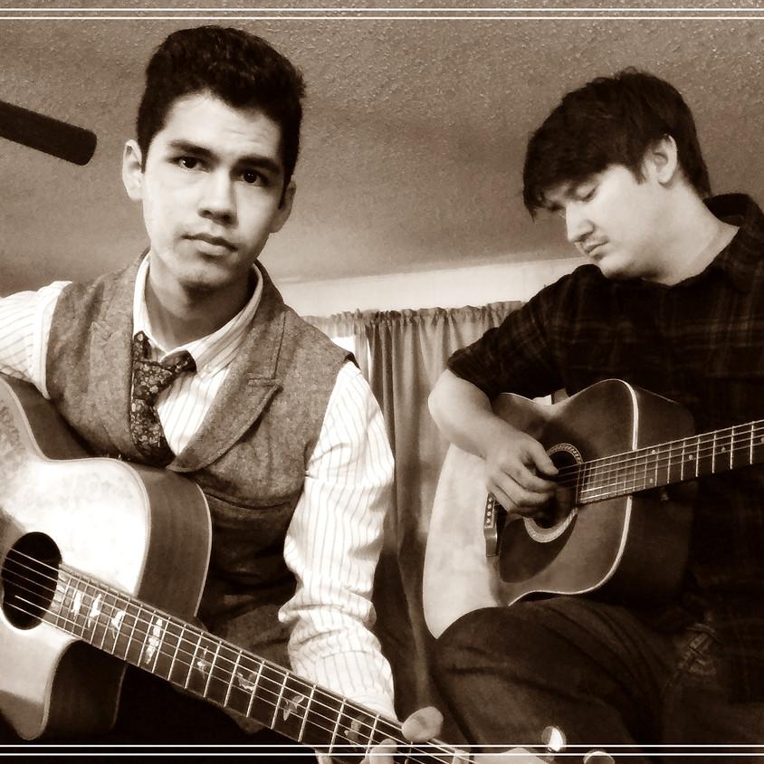 James Hartigan (Blues Duo) 7:00 pm