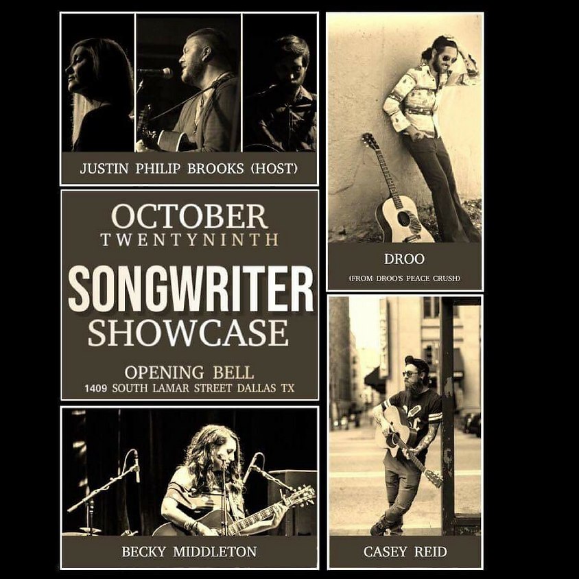 Songwriter in the Round (Nashville style) 7:30 pm Host: Justin Brooks