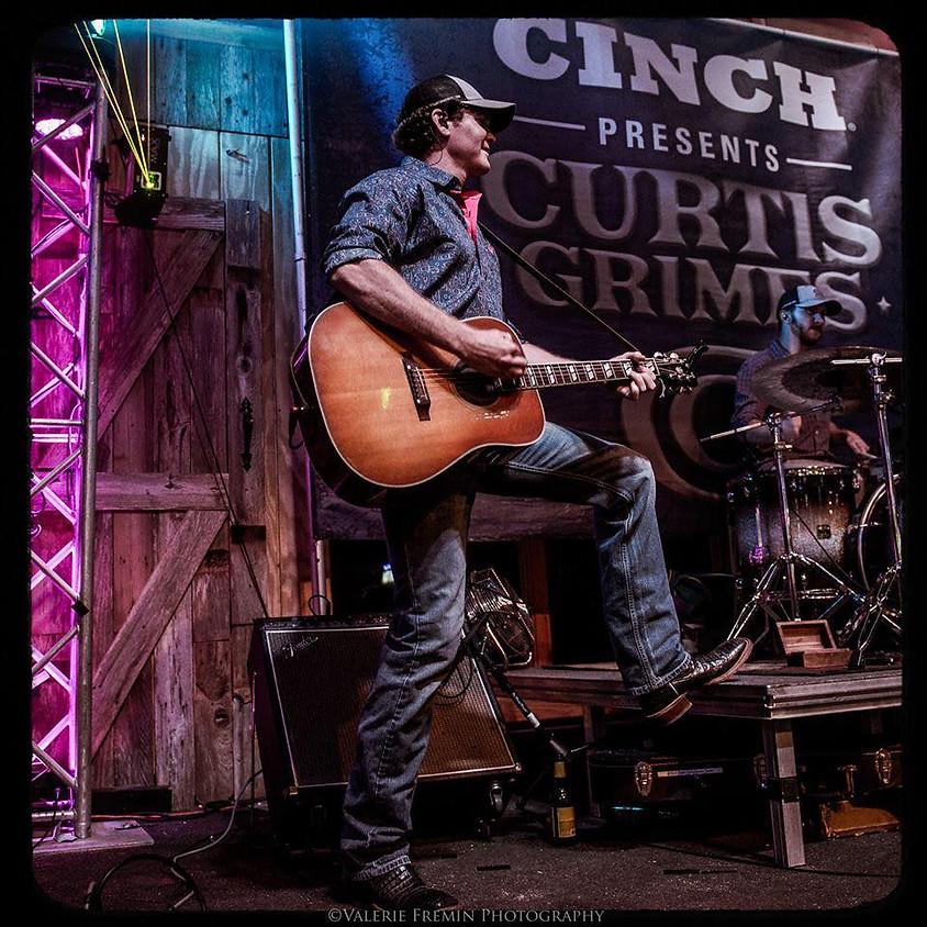 Curtis Grimes (Gilmer, TX) 9:00 pm