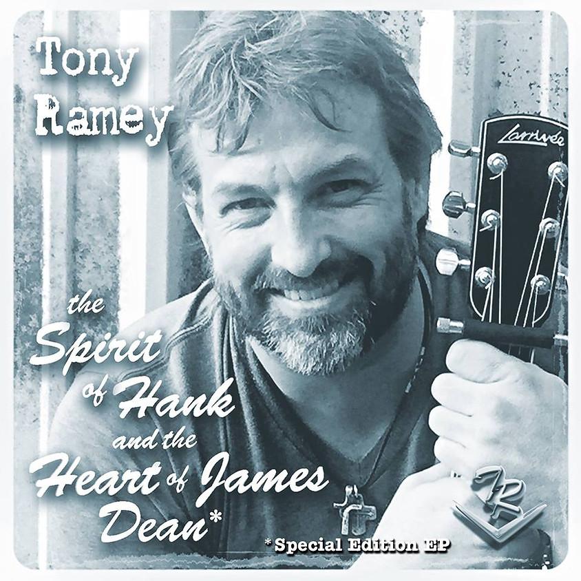 Tony Ramey (Dallas) 9:30 pm