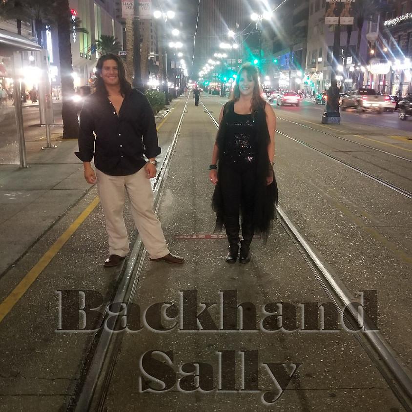 Backhand Sally 9:30 pm