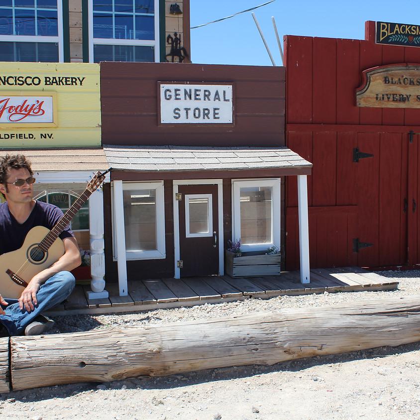 PK Gregory (Cottonwood, AZ) 7:00 PM